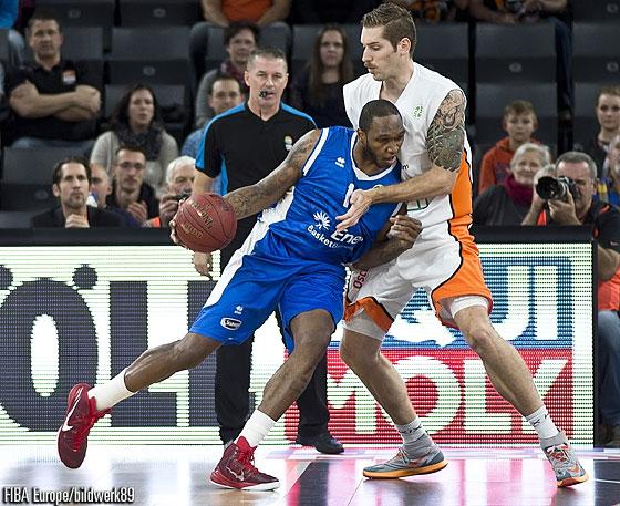 Simmons - Ratiopharm Ulm-Enel Basket Brindisi
