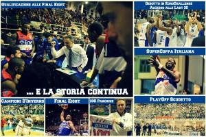 2014 Enel Basket Brindisi (La Stella Del Sud - Basket Brindisi - vietata la riproduzione)