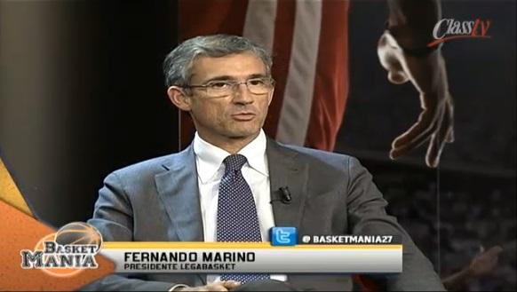 Marino Basket Mania ClassTv