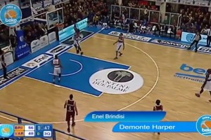 Stoppata di Demonte Harper - 9° Giornata Top Ten