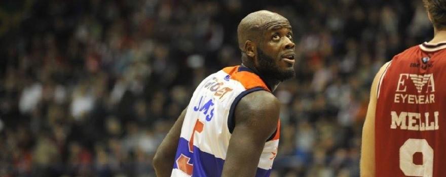 Delroy James EA7 Emporio Armani Milano-Enel Basket Brindisi