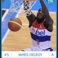 Delroy James MVP