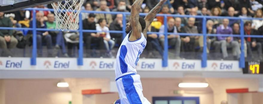 Denmon - Enel Basket Brindisi-BC Astana (Tasco per La Stella Del Sud - vietat la riproduzione)
