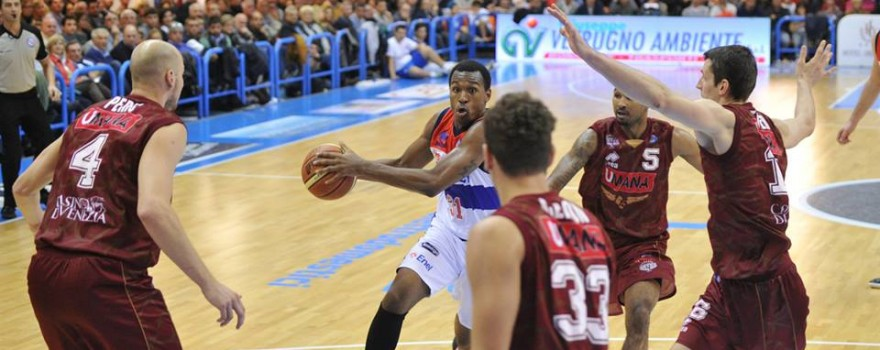 Final Eight Enel Basket Brindisi Umana Reyer Venezia