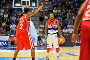Live EA7 Emporio Armani Milano-Enel Basket Brindisi - Rai Sport 1