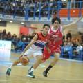 Massimo Bulleri  e Amedeo Della Valle - Enel Basket Brindisi-Grissin Bon Reggio Emilia (Foto Tasco per La Stella Del Sud - vietata la riproduzione)