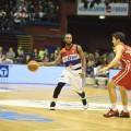 Pulln EA7 Emporio Armani Milano-Enel Basket Brindisi (Foto Tasco)